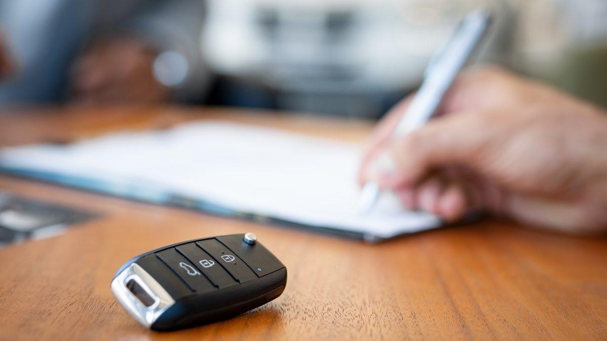 Security Key Automotive Video